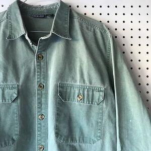 Patagonia Canvas Shirt Jacket